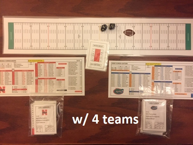 Base Game w/ 4 teams