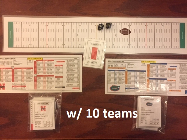 Base Game w/ 10 teams